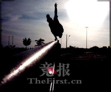 跑酷:飞越城市的G点-跑酷街