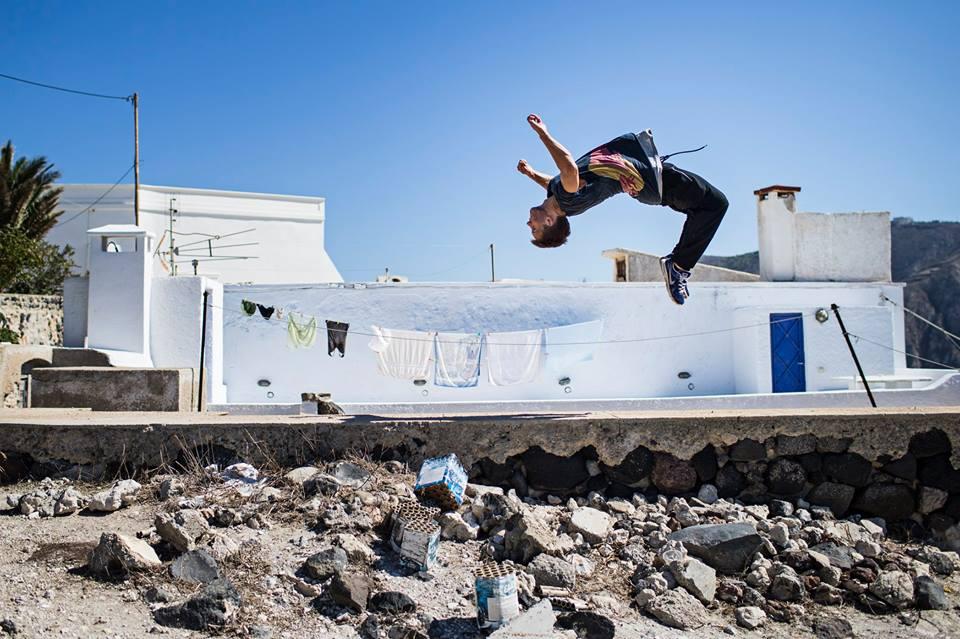 刘俊:浅谈新兴体育运动项目跑酷运动在体育教学中的开展-跑酷街