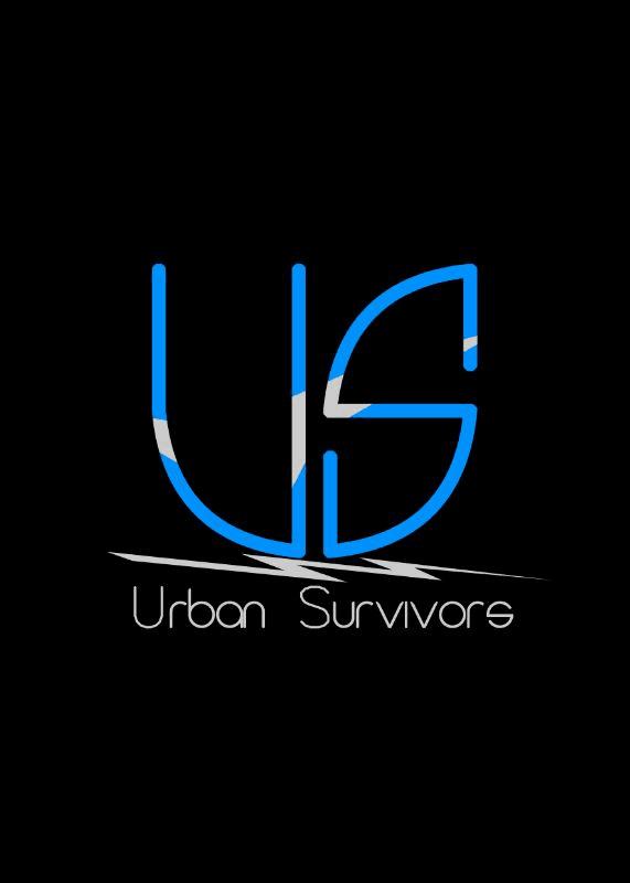 宁夏US-(Urban survivor)跑酷团队-跑酷街