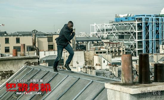 《巴黎危机》发片段 无替身无特效挑战高空跑酷-跑酷街
