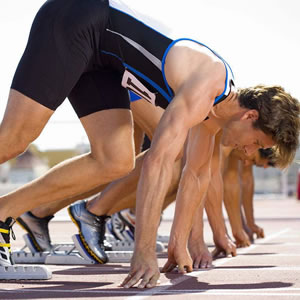 从运动训练学谈学习压力-跑酷街